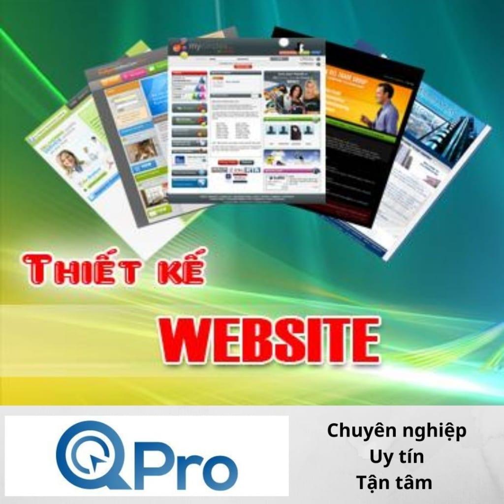 Cung cấp thiết kế website chuyên nghiệp, tận tâm