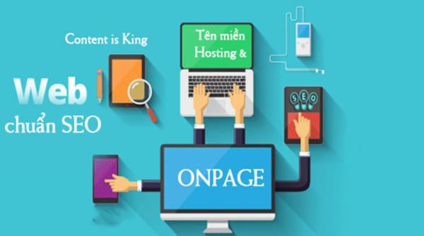 Thiết kế website chuẩn SEO rất hữu ích đối với doanh nghiệp