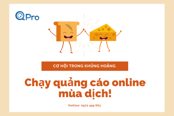 chạy quảng cáo online