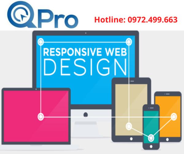 Thiết kế website tương thích thiết bị di động