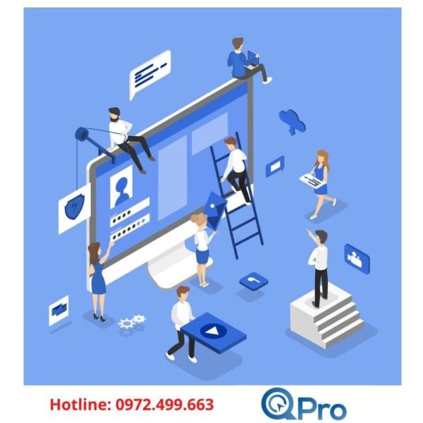 thiết kế website lĩnh vực y tế