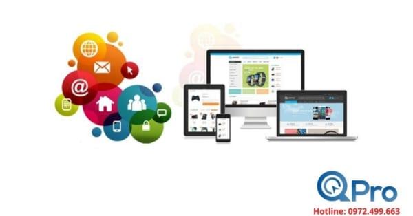 Tiêu chí thiết kế web TMĐT
