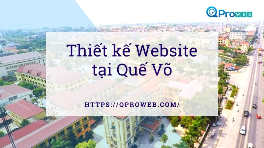 Thiet ke web tai Que vo